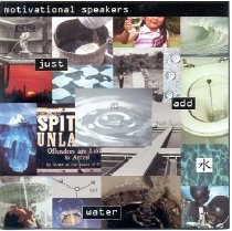 Image of Motivational Speakers CD Cover