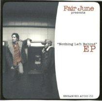 Image of Fair June CD Cover