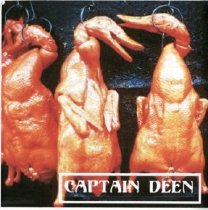 Image of Captain Deen CD Cover