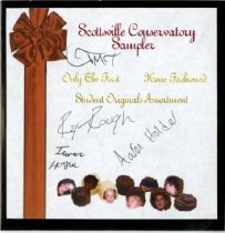 Image of Scottsville Conservatory Sampler CD Cover