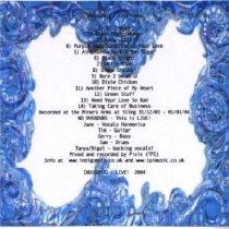Image of Indigomojo CD cover