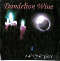 Image of Dandelion Wine CD cover