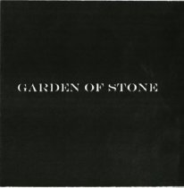 Image of Garden of Stone CD cover