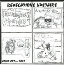 Image of Revelations Upstairs CD cover
