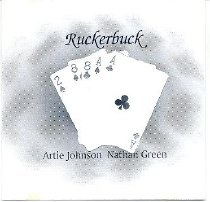 Image of Ruckerbuck CD Cover