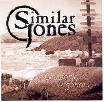 Image of Similar Jones CD Cover