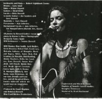 Image of Reba Russell Band CD Cover