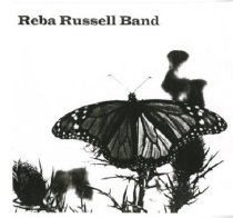Image of Rebal Russell Band CD Cover