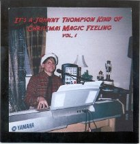 Image of Johnny Thompson CD Cover