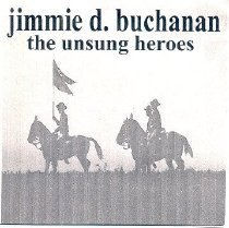 Image of Jimmie Buchanan CD Cover