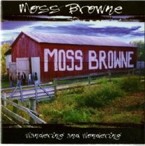 Image of Moss Browne CD Cover