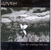 Image of Given CD Cover