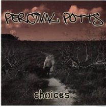 Image of Percival Potts CD Cover