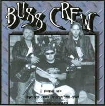Image of Buss Crew CD cover