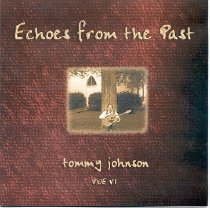 Image of Tommy Johnson CD Cover