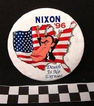 Image of 2009.194.305 - Richard M. Nixon political button