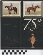 Image of 1949 Kentucky Derby Official Program