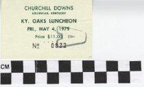 Image of Kentucky Oaks Luncheon ticket