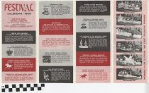 Image of 1968 Kentucky Derby Festival pamphlet