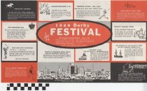 Image of 1969 Kentucky Derby Festival pamphlet
