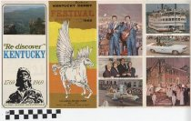 Image of Kentucky Derby Festival 1969 pamphlet