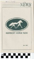 Image of Kentucky Horse Park Newsletter