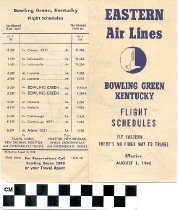 Image of Eastern Air Lines Flight Schedules