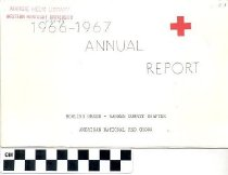 Image of American National Red Cross Annual Report