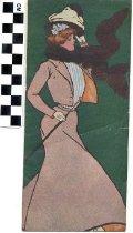 Image of Fifth Avenue Theatre program, 1908