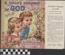 Image of A child's thought of God:  a poem based on Psalm 104 - Asher, Hellen Drummond