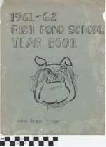 Image of Rich Pond School Year Book