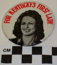 Image of 2009.218.294 - Phyllis George Brown political button