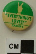 Image of 2009.218.308 - J. C. Carter political button