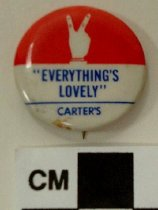 Image of 2009.218.309 - J. C. Carter political button