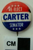 Image of 2009.218.311 - J. C. Carter political button