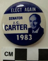 Image of 2009.218.315 - J. C. Carter political button