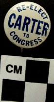 Image of 2009.218.318 - J. C. Carter political button
