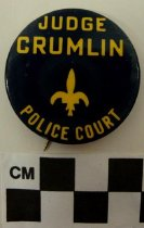 Image of 2009.218.335 - Crumlin political button