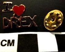 Image of 2009.218.341 - Drex Davis political pin