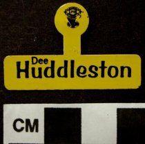 Image of Dee Huddleston Political Tab