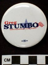 Image of 2009.218.420 - Greg Stumbo political button