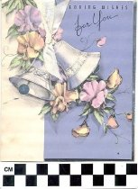 Image of Wedding Wishes For You Greeting Card