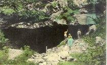 Image of Lost River Cave (KL postcard)