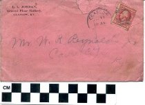 Image of L. L. Jordan Envelope