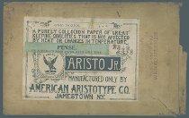 Image of American Aristotype company envelope