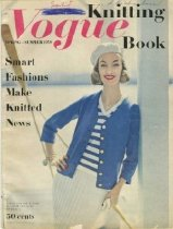Image of Vogue Knitting Book