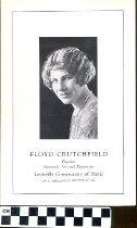 Image of Floyd Crutchfield pamphlet