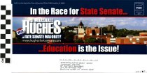 Image of J. Marshall Hughes for State Senate Majority