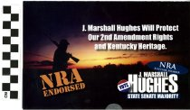 Image of J. Marshall Hughes: NRA endorsed