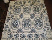 Image of 2009.71.1 - Coverlet